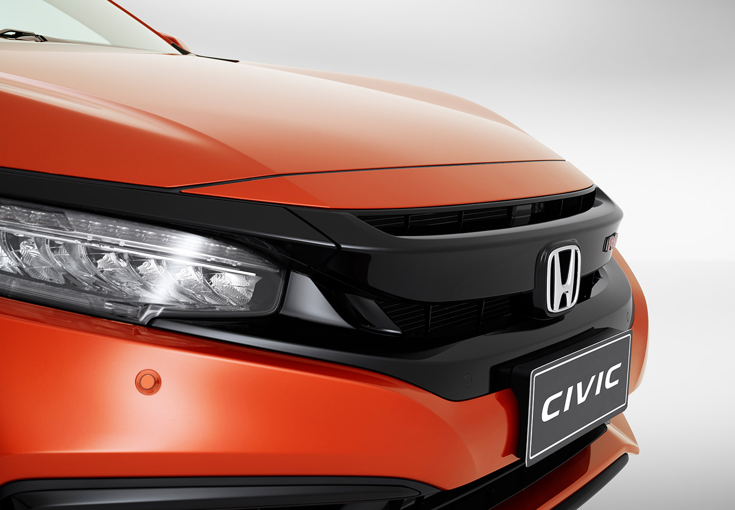 Civic Sedan Styling