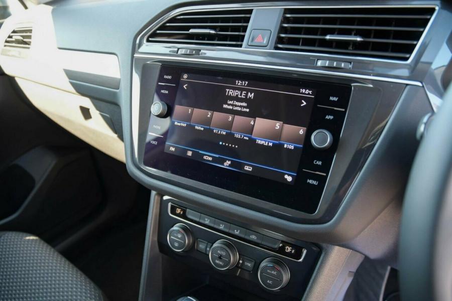 2021 Volkswagen Tiguan 5N 110TSI Comfortline Allspace Suv Image 11