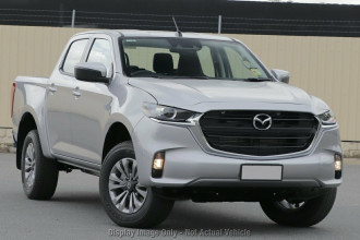 Mazda BT-50 XT 4x4 Dual Cab Chassis TF