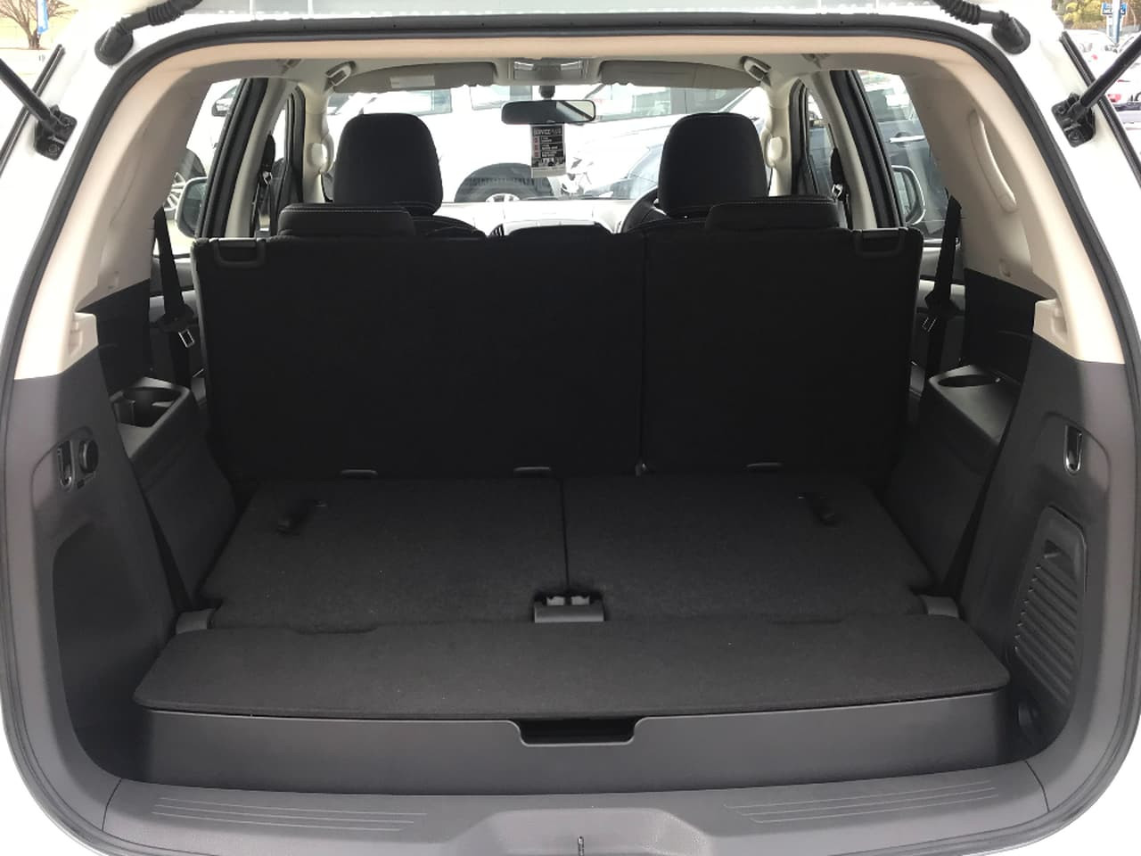 2018 Isuzu UTE MU-X 4x4 LS-M Wagon