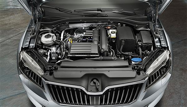 Superb Turbocharged Engine
