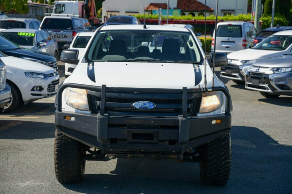 2012 Ford Ranger PX XL Cab chassis Image 5