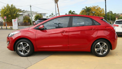 2015 MY16 Hyundai i30 GD3 Series II Active X Hatchback Image 4