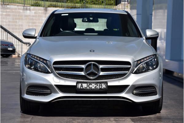 2014 Mercedes-Benz C-class W205 C200 Sedan Image 4