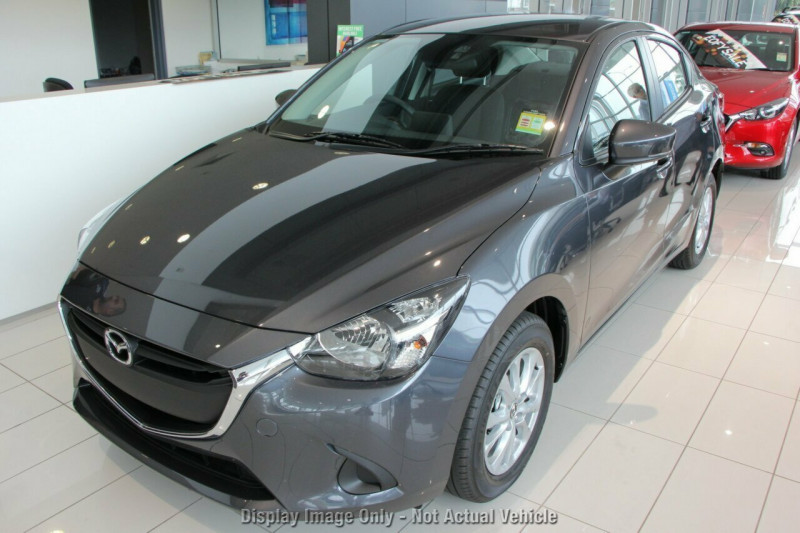 2018 MY19 Mazda 2 DL Series Maxx Sedan Sedan