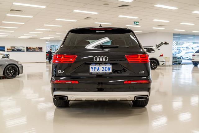 2016 MY17 Audi Q7 4M 3.0 TDI 160kW Suv Image 6