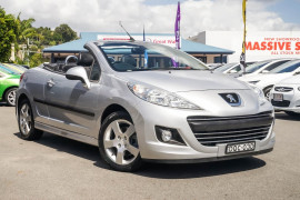 2011 Peugeot 207 A7 Series II MY10 CC Cabriolet
