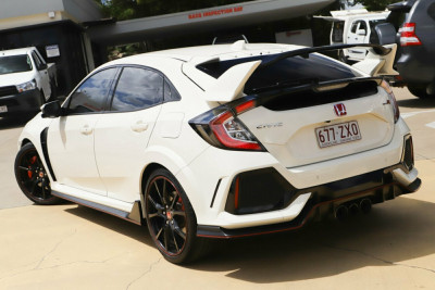 2017 Honda Civic 10th Gen MY17 Type R Hatchback Image 4