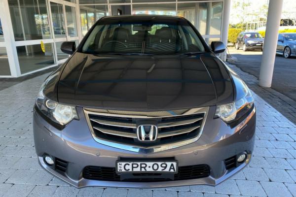 2014 Honda Accord Euro Luxury Sedan