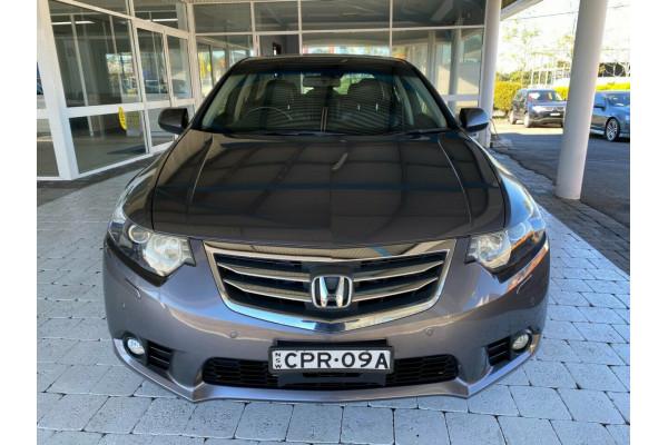 2014 Honda Accord Euro Luxury Sedan Image 3