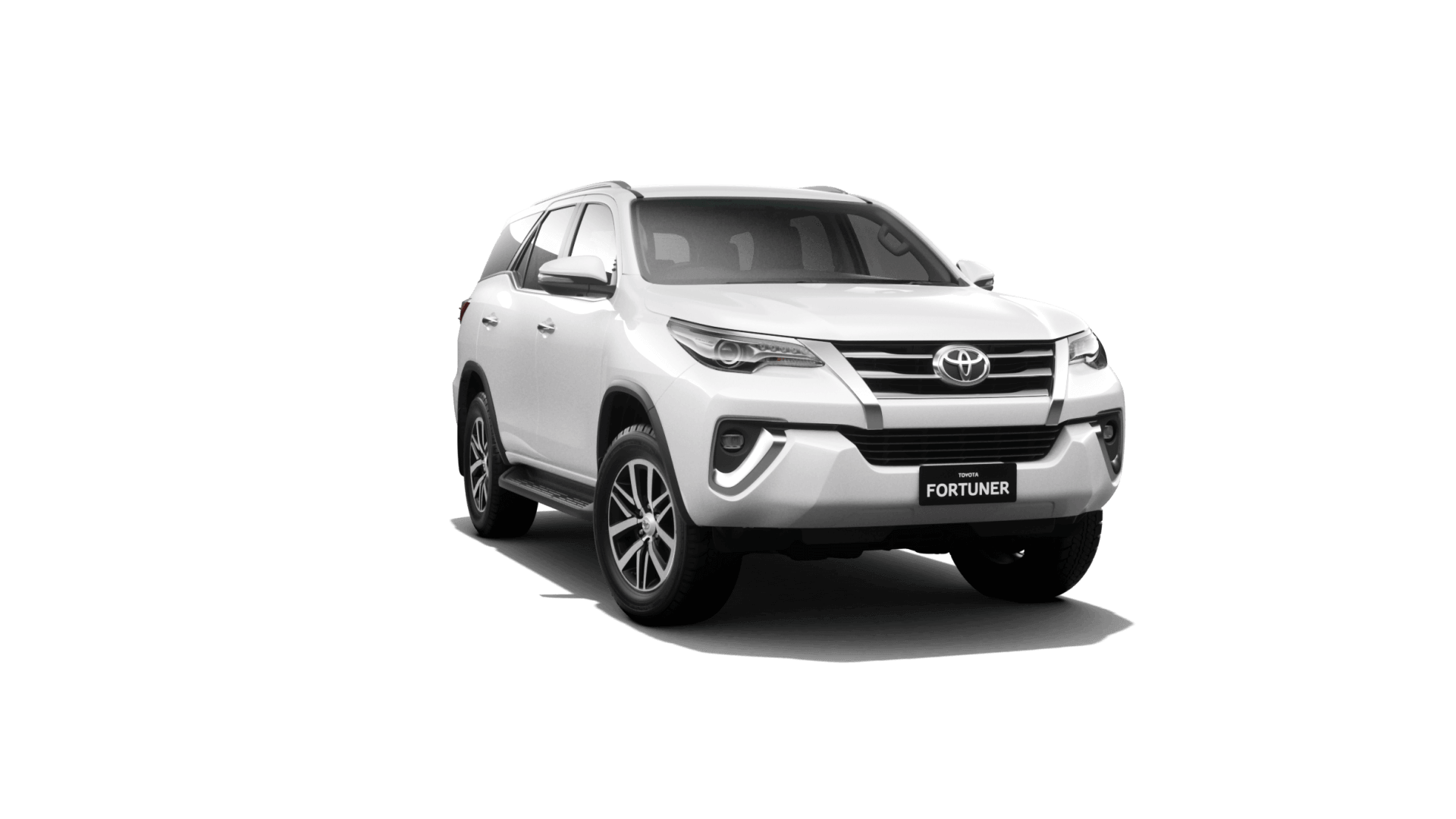 Fortuner Crusade <span>Turbo-Diesel | Auto</span>