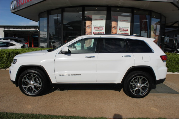 2019 MY17 Jeep Grand Cherokee WK Limited Suv Image 4