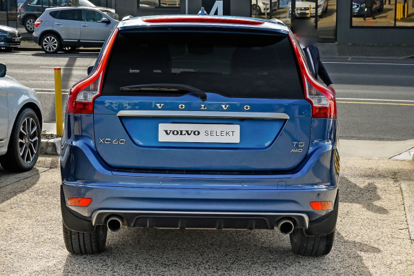 2016 Volvo XC60 (No Series) MY17 T5 R-Design Suv Image 4