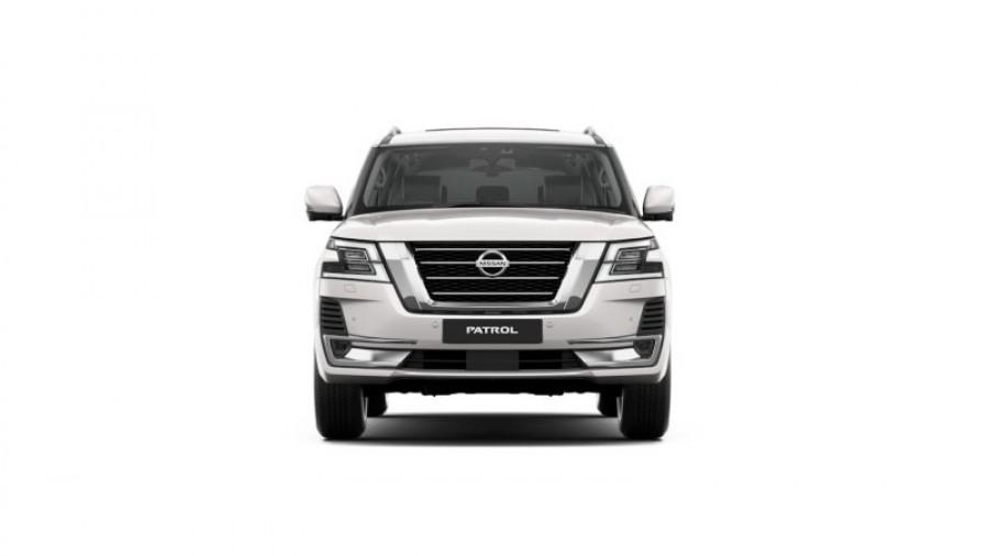 2020 Nissan Patrol Y62 Series 5 Ti-L Suv Image 4