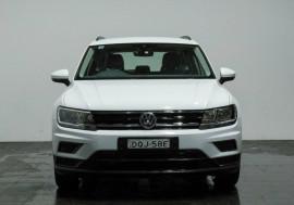 2017 Volkswagen Tiguan 5N MY17 110TSI DSG 2WD Comfortline Wagon