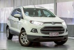 Ford Ecosport Titanium 1.5 BK