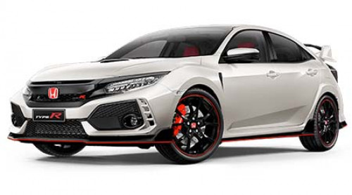 2017 Honda Civic Hatch 10th Gen Type R Hatchback