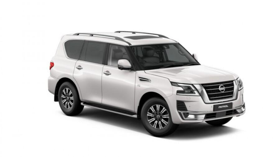 2020 Nissan Patrol Y62 Series 5 Ti-L Suv Image 8