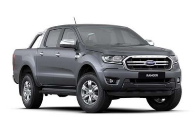 Ford Ranger 4x4 XLT Double Cab Pick-up PX MkIII