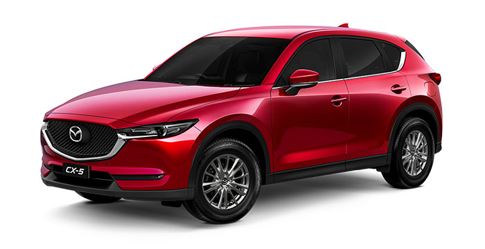 2019 MY18 Mazda CX-5 KF2W7A Maxx Sport Other