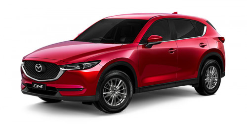 2018 Mazda CX-5 KF2W7A Maxx Sport Other
