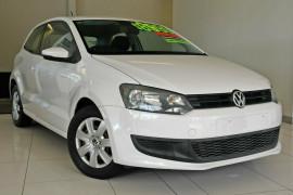 Volkswagen Polo Trendline 6R MY11
