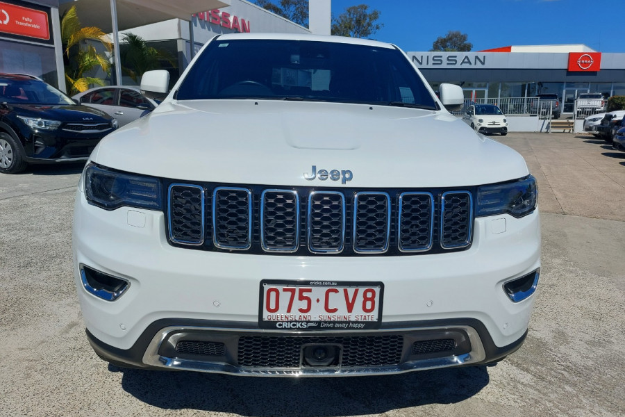 2019 Chrysler Grand Cherokee Limited Image 2