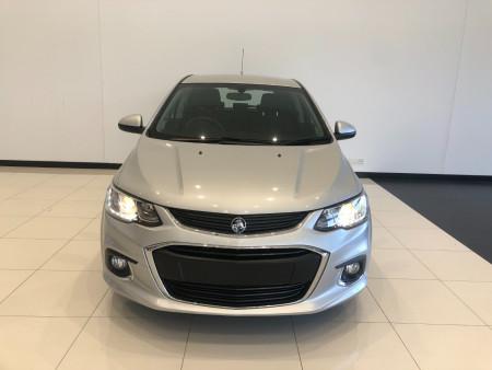 2017 Holden Barina TM LS Hatchback Image 3