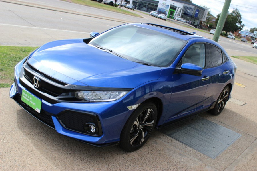 2019 MY20 Honda Civic Hatch 10th Gen RS Other