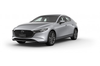 2020 Mazda 3 BP G20 Touring Hatch Hatchback Image 2