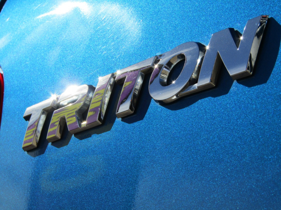 2018 Mitsubishi Triton MQ GLS Double Cab Pick Up 4WD Dual cab Image 13