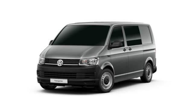2017 MY18 Volkswagen Transporter T6 SWB Crewvan Crewvan