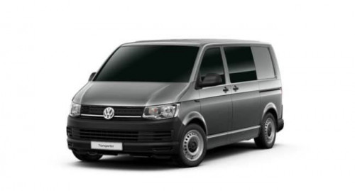 2017 MY18 Volkswagen Transporter T6 SWB Crewvan Van wagon