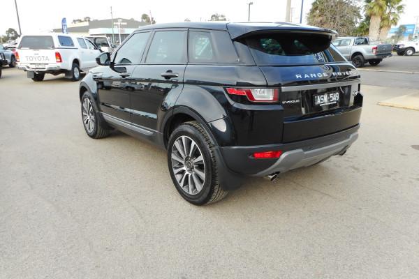 2017 Land Rover Range Rover Evoque Suv