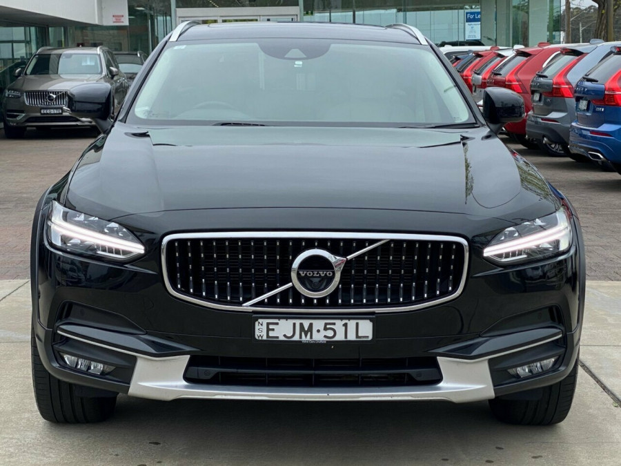 2017 Volvo V90 P MY17 D5 Cross Country Inscription Wagon Image 2