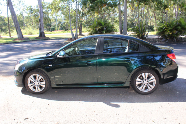 2013 Holden Cruze JH Series II  SRi Hatchback Image 5