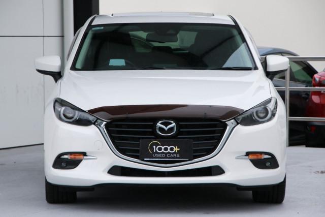 2016 Mazda 3 BN5438 SP25 Hatch