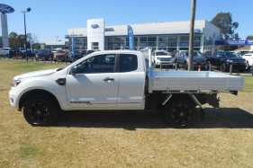 2018 MY19 Ford Ranger PX MkIII 4x4 XL Super Cab Chassis Cab chassis Image 3
