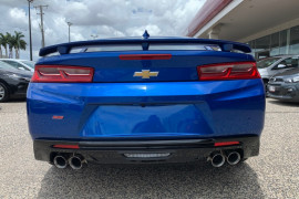 2018 Chevrolet Camaro 2SS 2SS Coupe