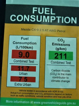2020 MY0  Mazda CX-9 TC GT Suv image 14