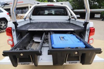 2017 Holden Colorado RG MY18 LTZ Utility Image 5