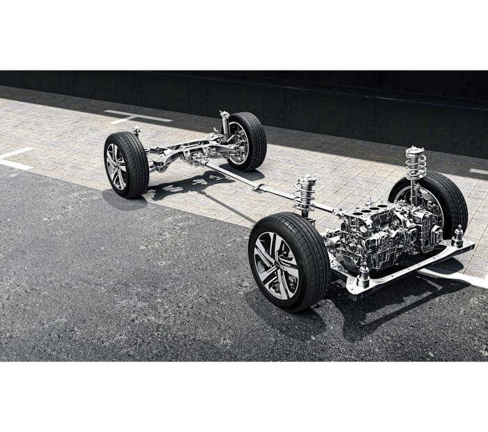 Advanced AWD Coupling. Image