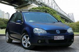 Volkswagen Golf Pacific V MY09