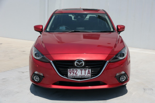 2014 Mazda 3 BM5436 SP25 Hatchback