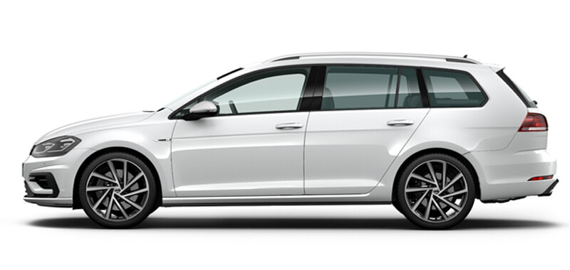 Golf Wagon R 7 Speed DSG 4MOTION