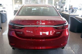 2019 Mazda 6 GL Series GT Sedan Sedan Image 2