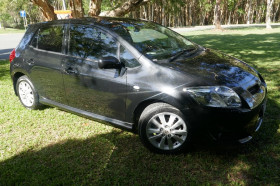 Toyota Corolla ZR ZR