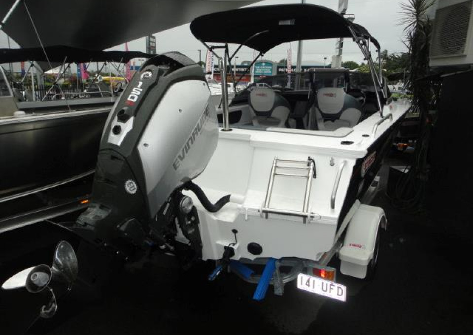 2017 Stacer Easy Rider Boat