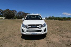 2019 Isuzu UTE D-MAX SX Single Cab Chassis High-Ride 4x2 Cab chassis Mobile Image 2