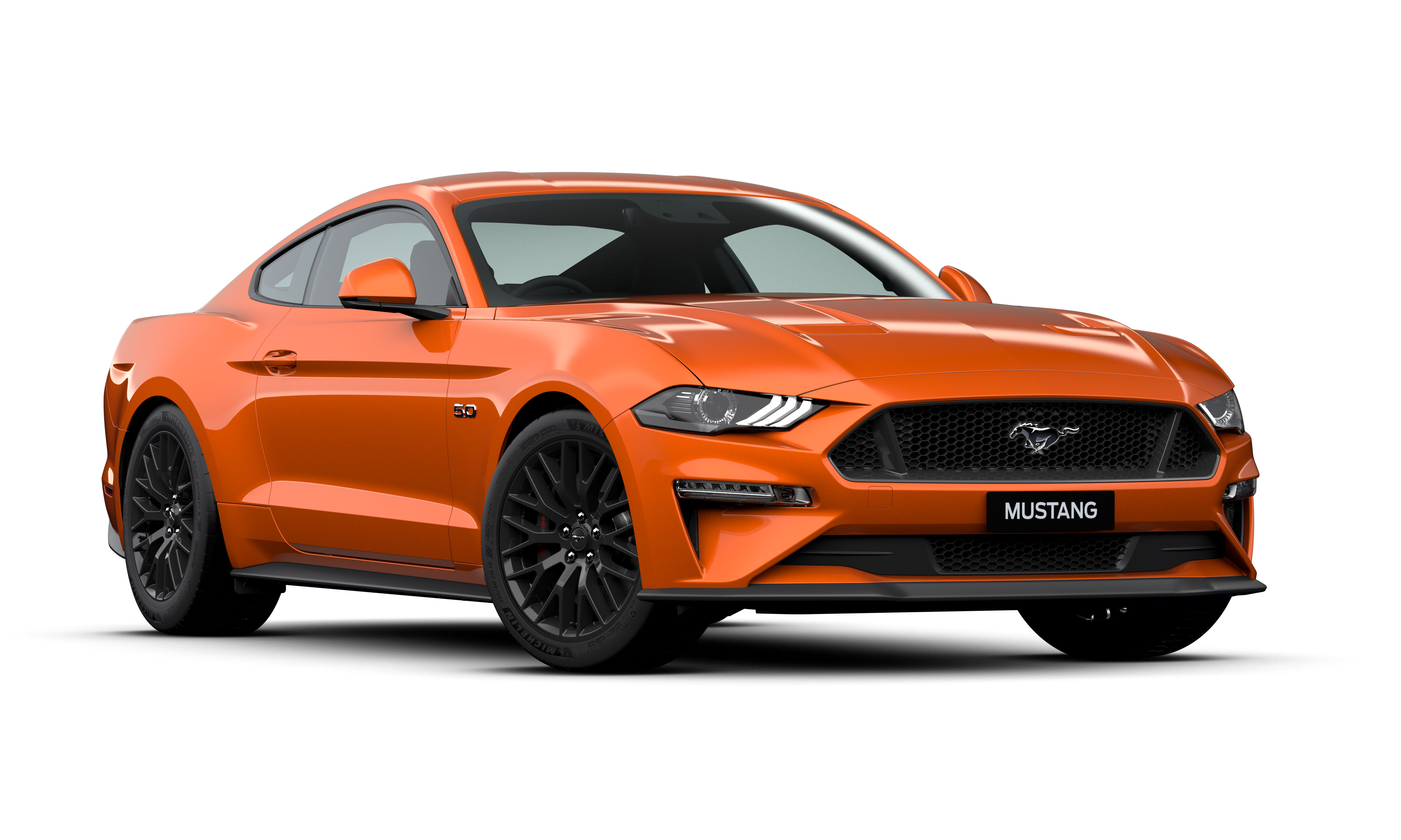 2019 MY20 Ford Mustang FN GT Fastback Coupe